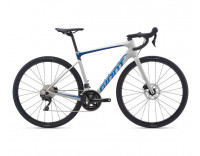 Giant Defy Advanced 2 Bike (2021) Concrete Profile