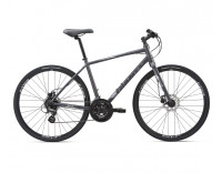 Giant Escape 2 Disc Bike (2019) Charcoal