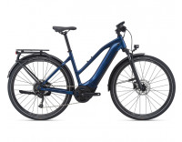 Giant Explore E+ 2 GTS 28MPH Electric Bike (2021) Profile