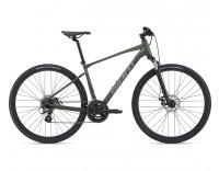 Giant Roam 4 Disc Bike (2021) Moss Green Profile
