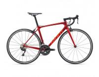 Giant TCR Advanced 2 KOM Bike (2020) Metallic Red