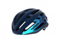 Giro Agilis MIPS Helmet (2020) Matte Iceberg/Midnight Bars Front Left