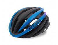 Giro Cinder MIPS Helmet (2017) Matte Black/Blue/Purple Front Left