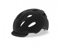 Giro Crossley MIPS Helmet (2019) Matte Black Dark Blue Front Left
