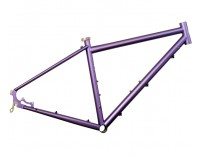 Gunnar Cycles Fastlane Frame Starlight Purple Right