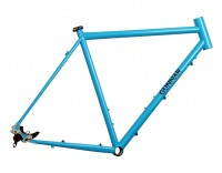 Gunnar Cycles Hyper-XC Frame Big League Blue Right