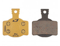 Jagwire Mountain Pro Semi-Metallic Disc Brake Pad for Magura MT8, MT6, MT4, & MT2
