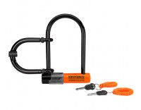 Kryptonite Messenger Mini + U-Lock with Wheel Extender