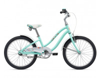 Liv Adore 20 Bike (2020) Light Blue Profile