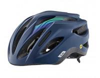 Liv Rev Comp MIPS Helmet Matte Navy/Gradient Blue