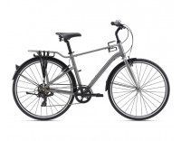 Momentum iNeed Street Step Over Bike (2021) Dark Grey