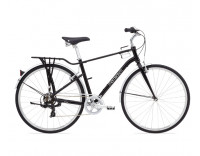 Momentum Street Bike Black/White Small Step-Over