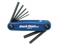 Park Tool AWS-10C Fold-Up Allen Key Multi Tool