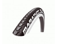 Schwalbe Marathon Plus EVO Tire with SmartGuard at Bicycle Roots Bike Shop