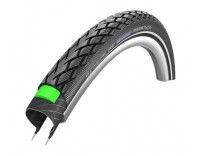 Schwalbe Marathon Tire with Greenguard at Bicycle Roots Bike Shop