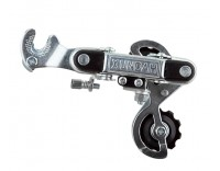 Sunlite 5/6/7 Speed Rear Derailleur with Bracket