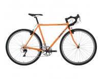 Surly Cross Check 10 Speed Bike (2016) Dream Tangerine Right