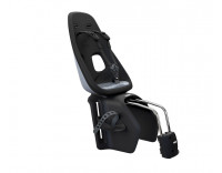 Thule Yepp Nexxt Maxi Frame Mounted Child Carrier Monument Front Angle