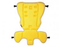 Topeak BabySeat Seat Pad Replacement Kit Yellow