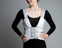 Vespertine Pocket Tails Reflective Vest