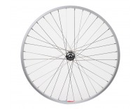 WM Rear Wheel: 26x1.5 Alloy 36h Rim/5-7 Speed Freewheel Bolt On Hub