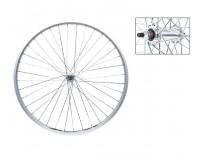 WM Front Wheel: 26x1-3/8 Wei ZAC20 Rim/BO Hub