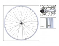 WM Front Wheel: 26x1.5 Alloy Rim/QR Hub