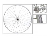 WM Front Wheel: 700c Weinmann LP18 32h Rim/QR Hub/Silver